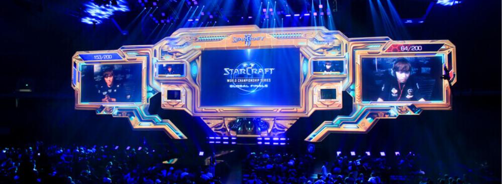 Live turnering Starcraft2