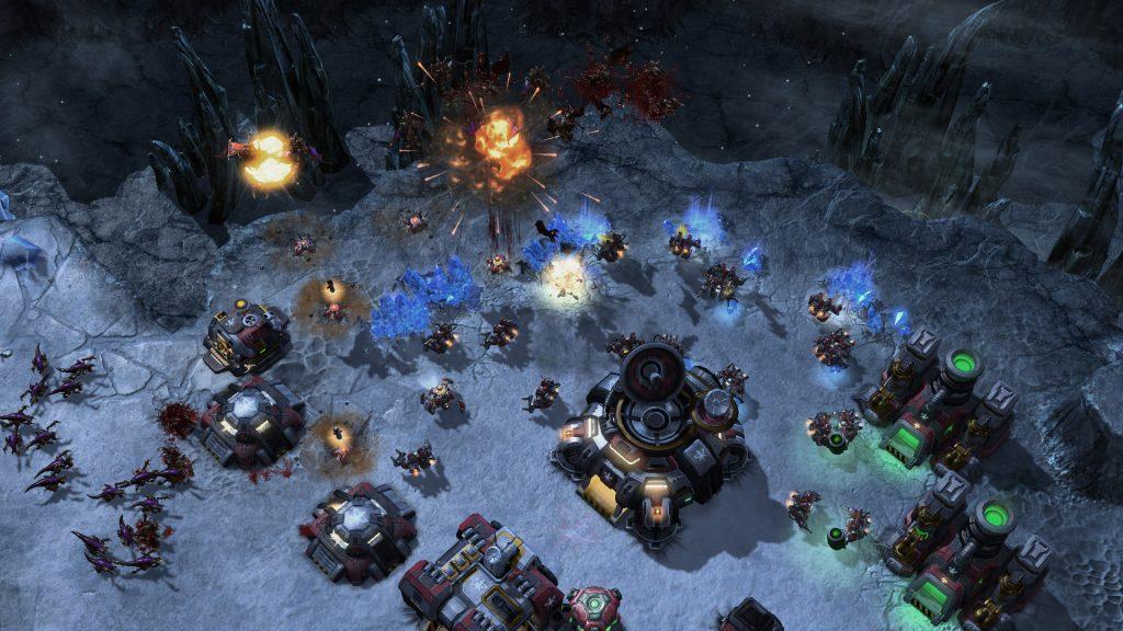 Starcraft 2 - Betta på världens största strategispel